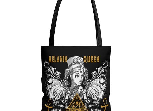 Melanin Queen Tote Bag