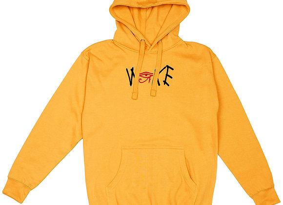 Woke Embroidery Hoodie