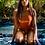 Thumbnail: Melanin Supreme™ One-Piece Swimsuit