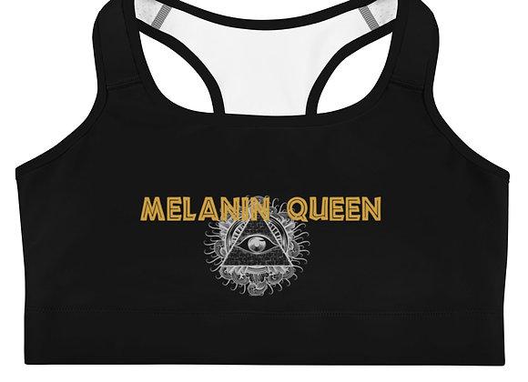 Melanin Queen Bra