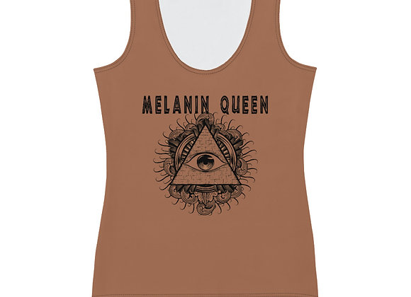 Melanin Queen Cut & Sew Tank Top