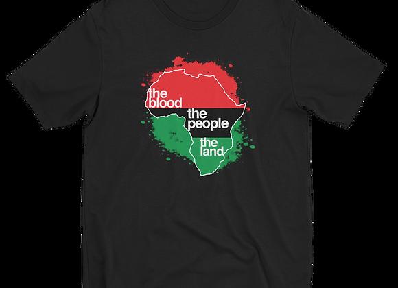 """GW Unisex T-Shirt """"BPL Africa"""""""