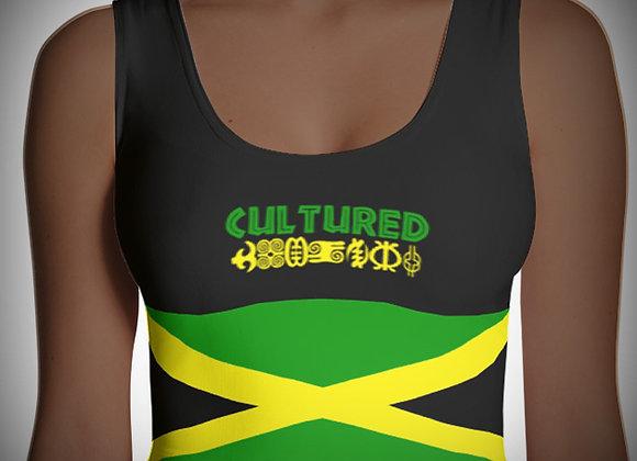 GW Sporty Crop Top (Jamaican)