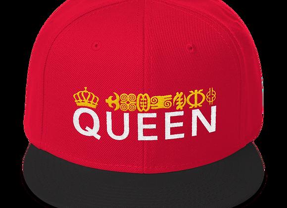 UPT ANRK Queen snap back