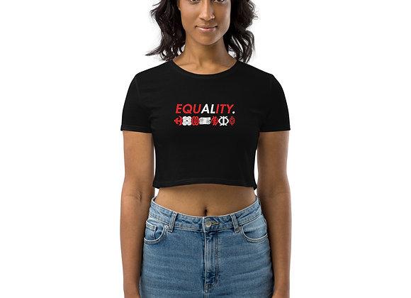 Equality™ Flowy Crop Top