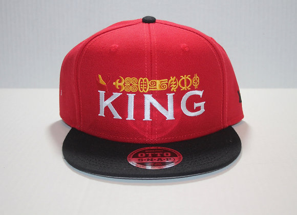 UPT ANRK King snap back