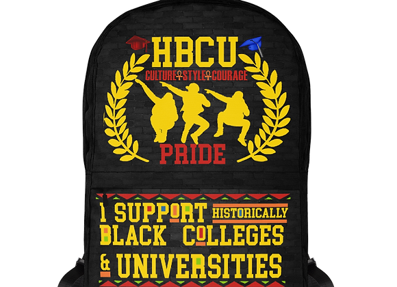 GW HBCU Backpack