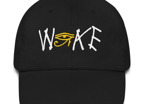 Woke™ DAD hat