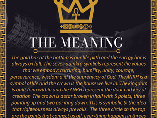 The meaning behind the design