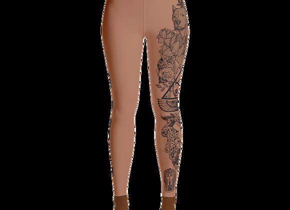 Custom Yoga Crop Top/Leggings Set