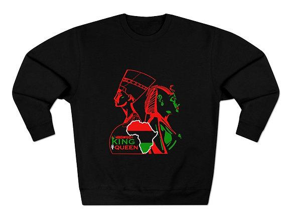 Kings & Queens Unisex Premium Crewneck Sweatshirt