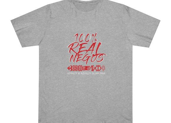 100% Real Negus Deluxe T-shirt