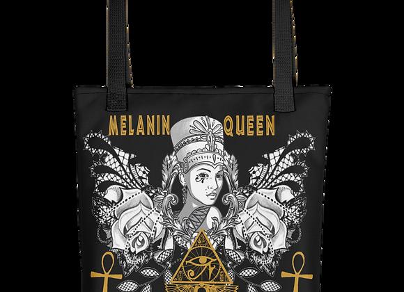 Melanin Queen Tote