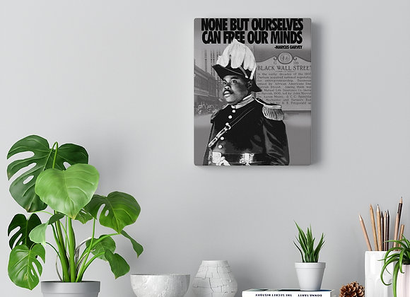 Marcus Garvey Canvas Gallery Wraps