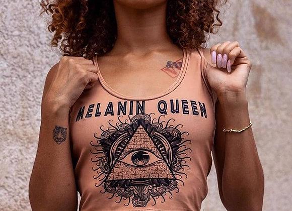 GW Melanin Queen Crop top