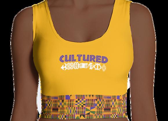 GW Cut & Sew Crop Top (African BGP)
