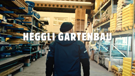 HEGGLI GARTENBAU - REKRUTIERUNGSFILM