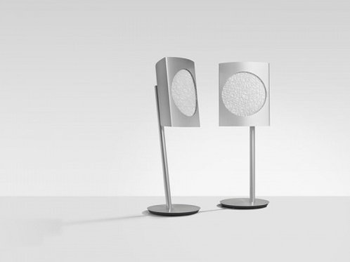 Beolab 17 Floor Stand high and silver (2112)