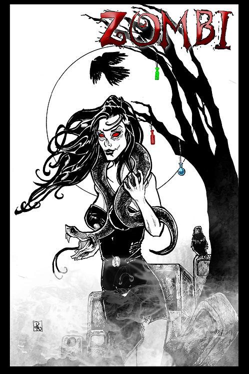 Zombi Graphic Novel