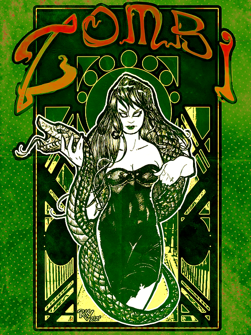 Zombi Graphic Novel_ Special Edition