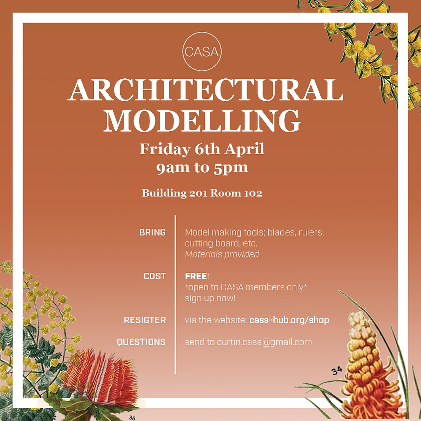 Architectural Modelling Workshop