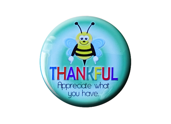 Bee Thankful Teacher Topper