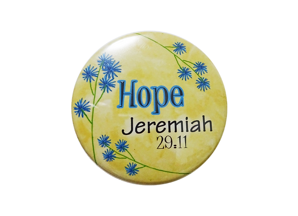 Hope Jeremiah 29:11 Topper