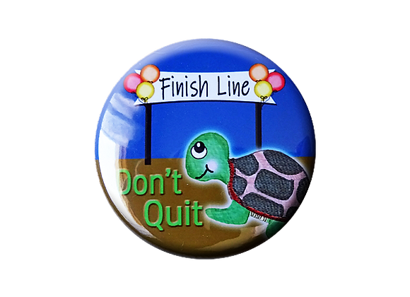 Don't Quit Turtle Teacher Topper