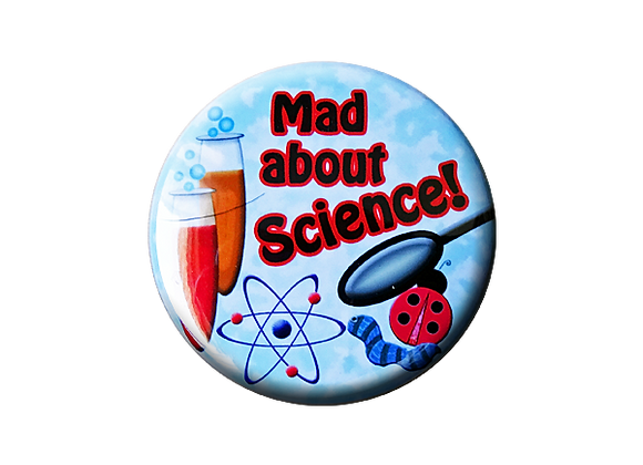Mad About Science Teacher Topper