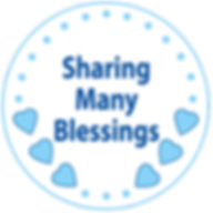 Sharing Many Blessings