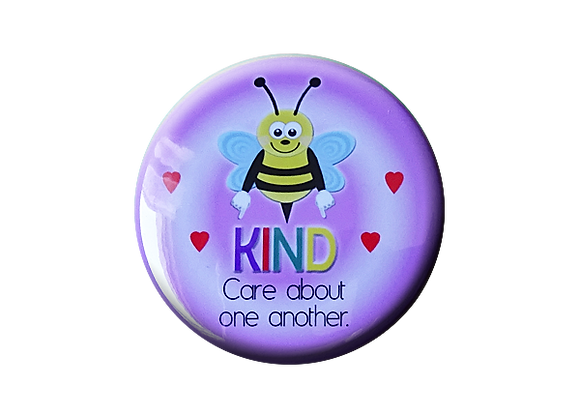 Bee Kind Teacher Topper