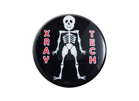X Ray Tech Badge ID Badge Reel Topper