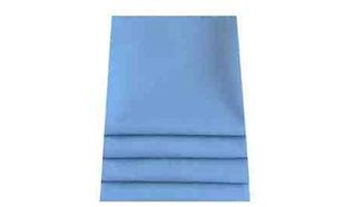 blue linen napkins
