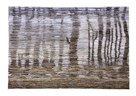 Norwegian Wood | Folded paper