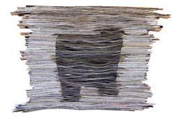 Animal   Folded Paper