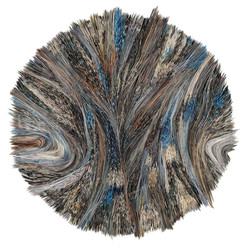 Earth | HQ Scan | 150x150cm