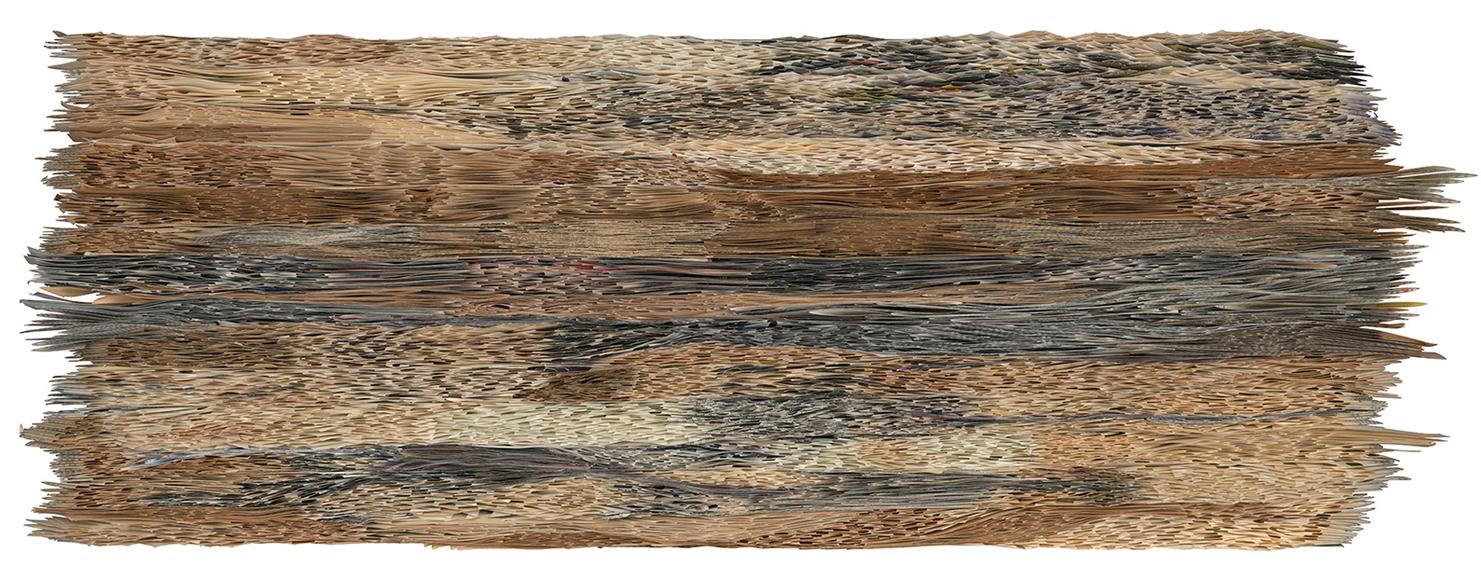 Landscape | HQ Scan | 110x280cm