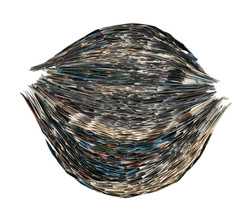 Nest | HQ Scan | 90x80cm