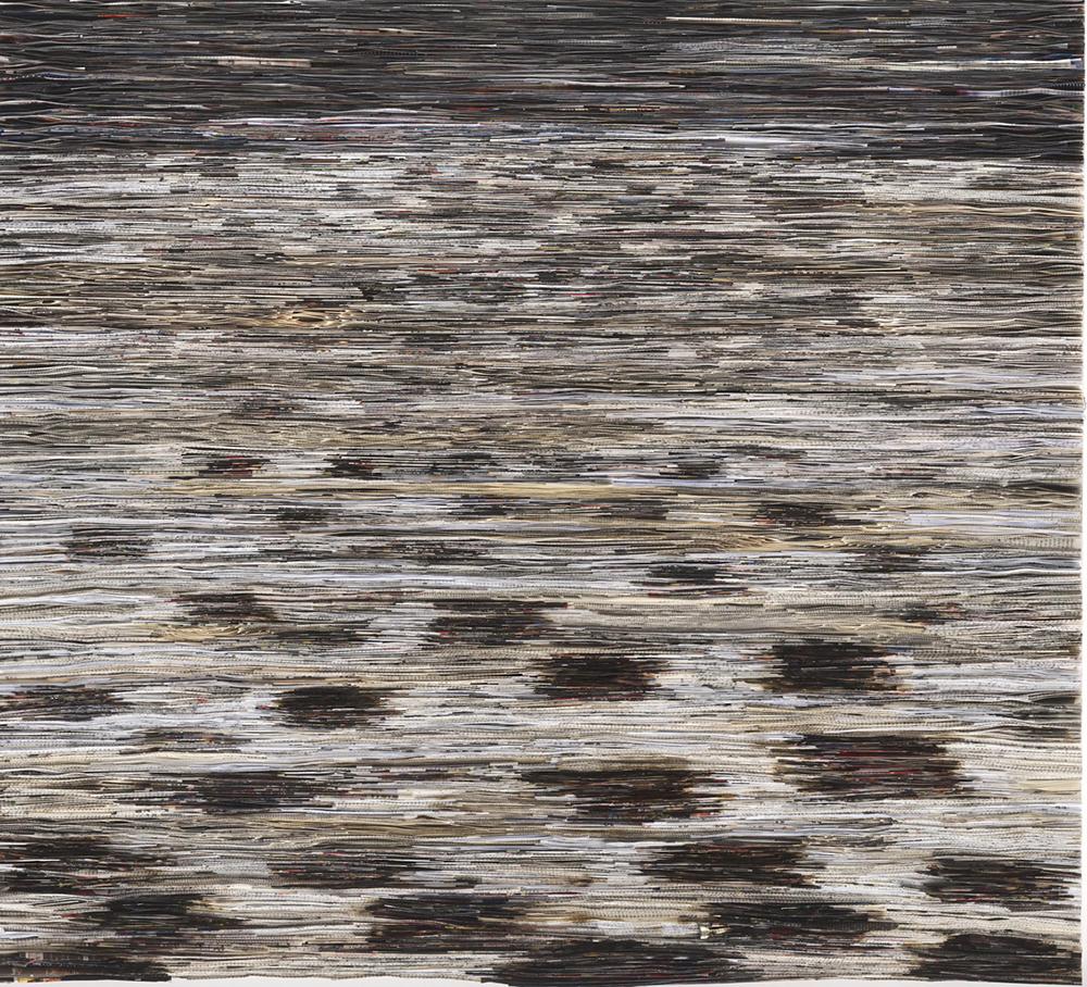 Landscape of Clod | Folded paper