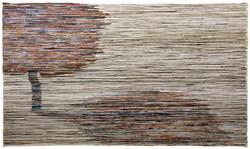 Cezanna   Folded Paper   72x124cm