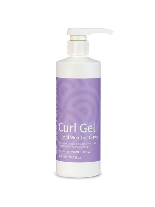Clever Curl Gel Humid Weather