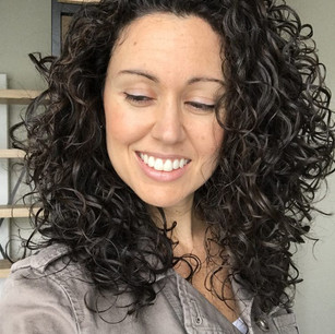 curly girl -