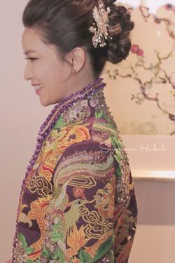 Oriental Headpiece