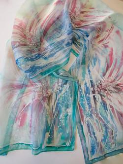 Unikatna svilena marama