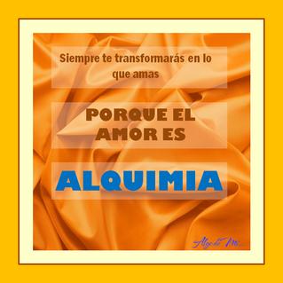 EL AMOR ES ALQUIMIA