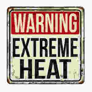 Warning Extreme Heat