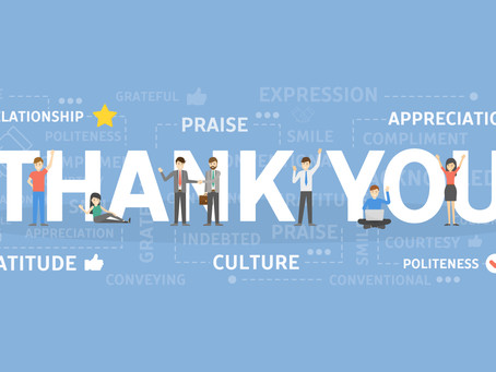 The Two Most Powerful Words for a Nonprofit: Thank You.