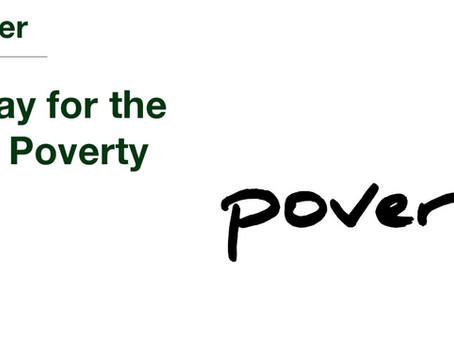 International Day of the Eradication of Poverty