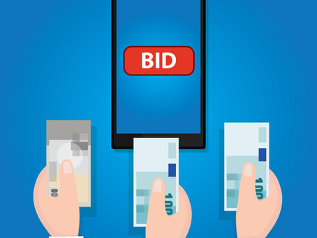 The Pros and Cons of Mobile Bidding
