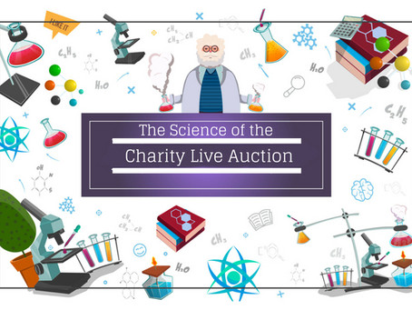 The Science of the Charity Live Auction